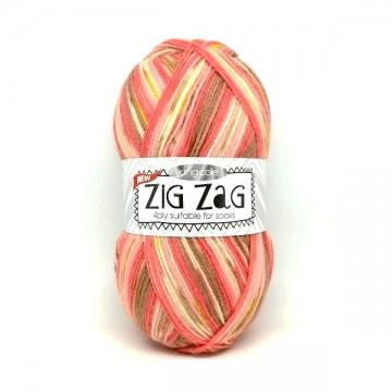 King Cole Zig Zag Sock 3234...