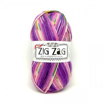 King Cole Zig Zag Sock 3235...
