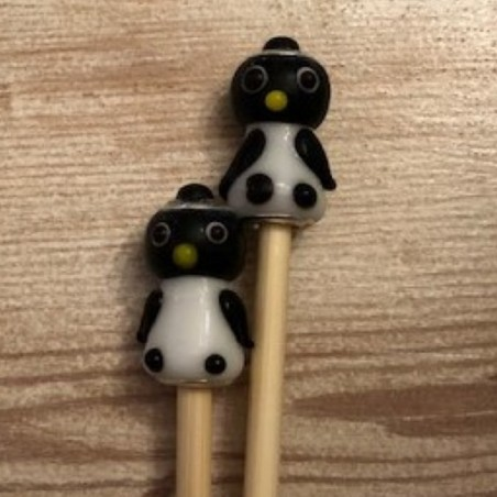 Funky Needles - Penguins - Various Sizes