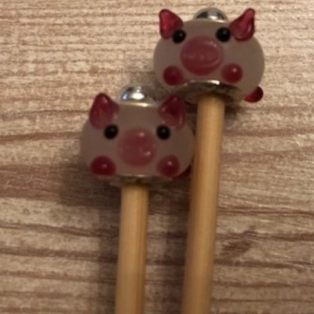 Funky Needles - Pigs - Various Sizes
