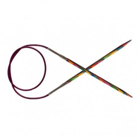 KnitPro Symfonie Fixed Circular Needles 2.25mm (40cm)