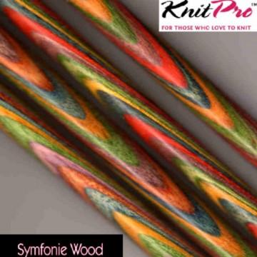 KnitPro Symfonie Wood...