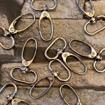 Claw Clasp Trigger Clips 20mm