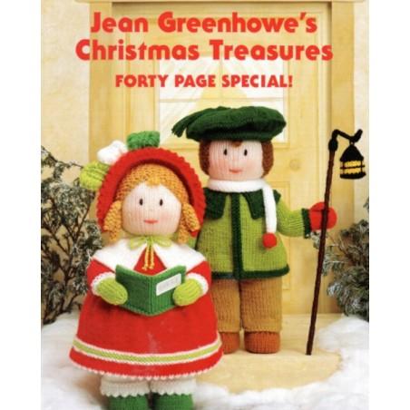 Christmas Treasures By Jean Greenhowe
