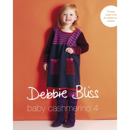 Baby Cashermino 4 (Debbie Bliss)