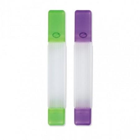 Clover Needle Case - Purple