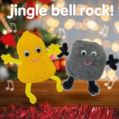 Knit & Purl Jingle Bell Rock