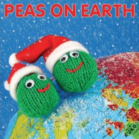 Knit & Purl Peas On Earth
