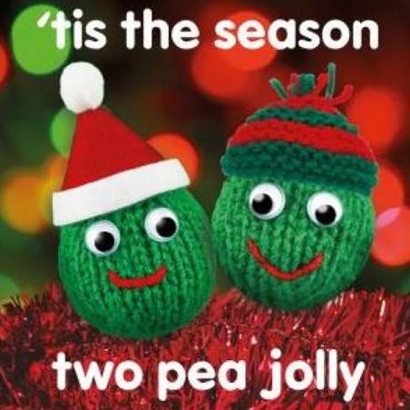 Knit & Purl Tis The Season Two Pea