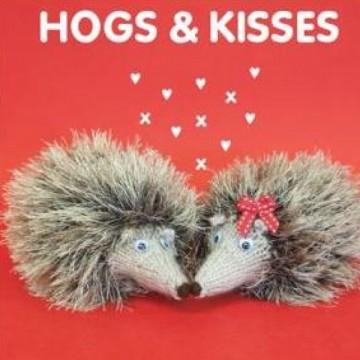 Knit & Purl Hogs & Kisses