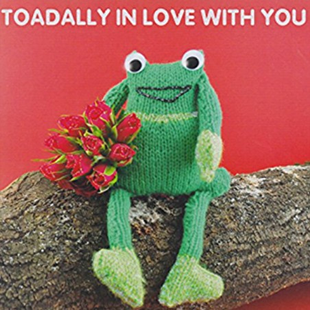 Knit & Purl Toadally In Love With You
