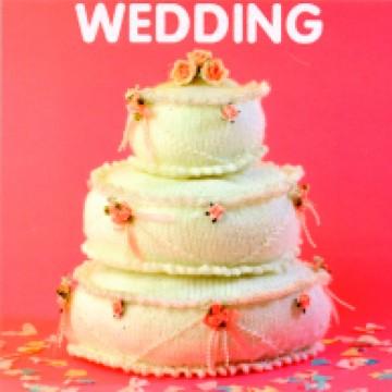 Knit & Purl Wedding Cake