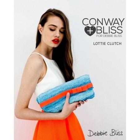 Conway & Bliss Lottie Clutch CB004