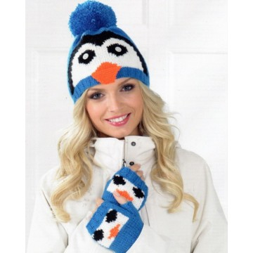 JB195 - DK Penguin Or Teddy...