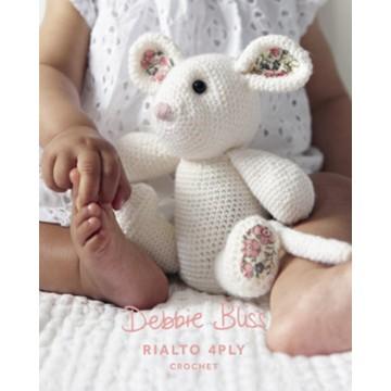 Rialto 4ply Crochet Mouse...