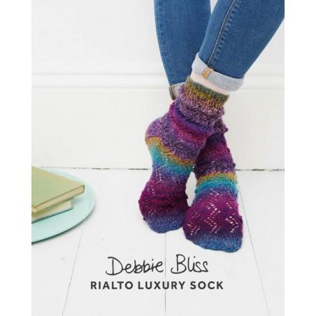 Rialto Luxury Sock Bobble Lace Sock DB079