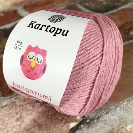 Kartopu Amigurumi K763 Pink