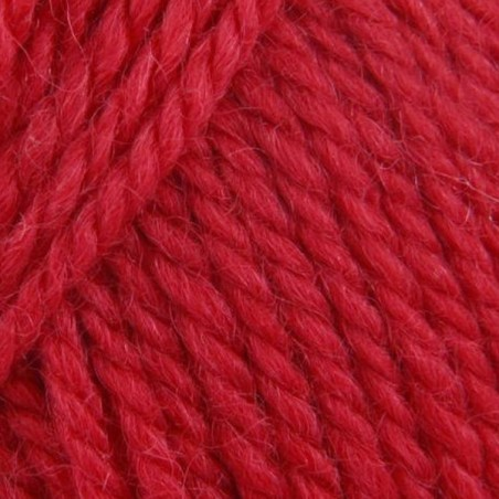 Debbie Bliss Blue Faced Leicester Aran 08 Red