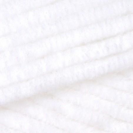 James C. Brett Flutterby Chunky B01 White