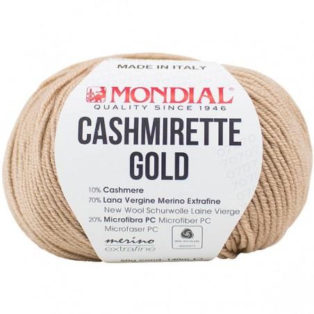 Lane Mondial Cashmirette Gold 106 Clotted Cream