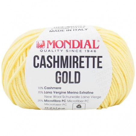 Lane Mondial Cashmirette Gold 108 Primrose Lemon