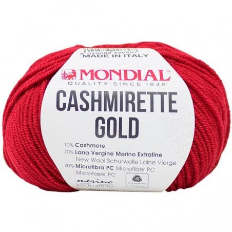 Lane Mondial Cashmirette Gold 563 Red