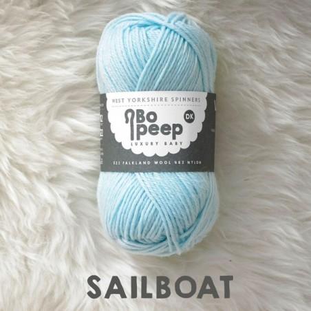 WYS Bo Peep DK - 014 Sailboat