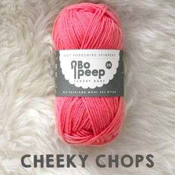 WYS Bo Peep DK - 210 Cheeky...