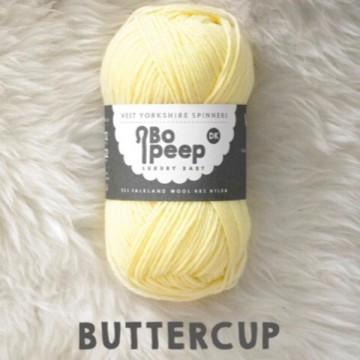 WYS Bo Peep DK - 442 Buttercup