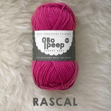 WYS Bo Peep DK - 504 Rascal