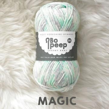 WYS Bo Peep DK - 835 Magic
